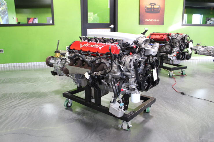 Dodge Ram SRT-10 8.3 Liter V10 Engine 2