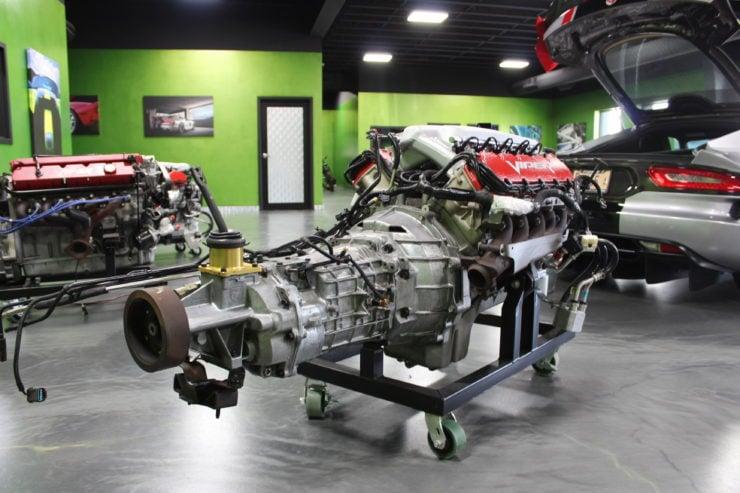 Dodge Ram SRT-10 8.3 Liter V10 Engine 4