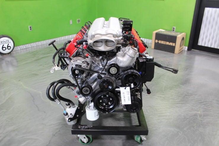 Dodge Ram SRT-10 8.3 Liter V10 Engine 5