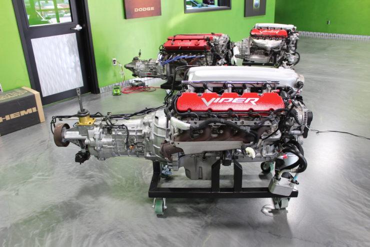 Dodge Ram SRT-10 8.3 Liter V10 Engine 6