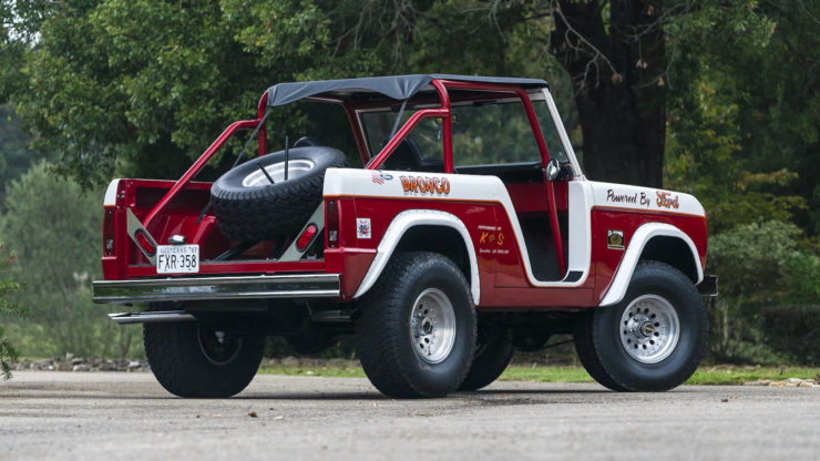 Ford Bronco Desert Racer 12