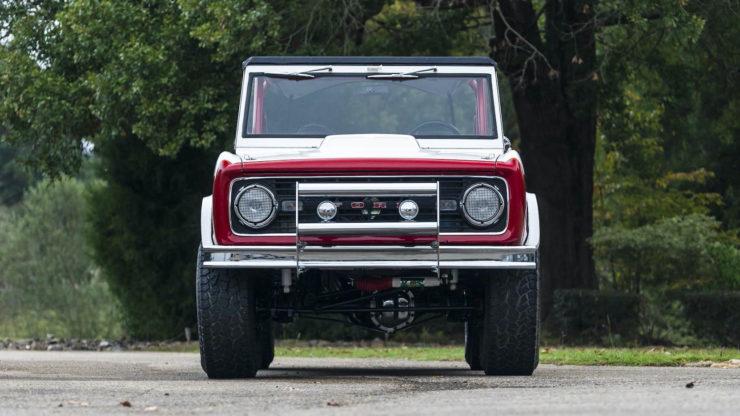 Ford Bronco Desert Racer 13