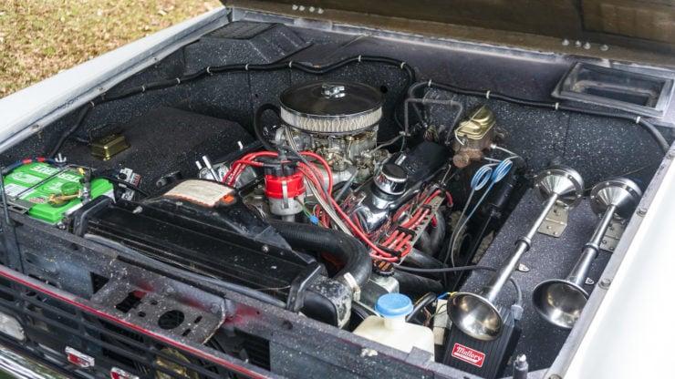 Ford Bronco Desert Racer 5