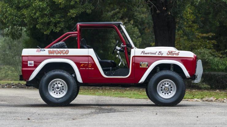 Ford Bronco Desert Racer 7