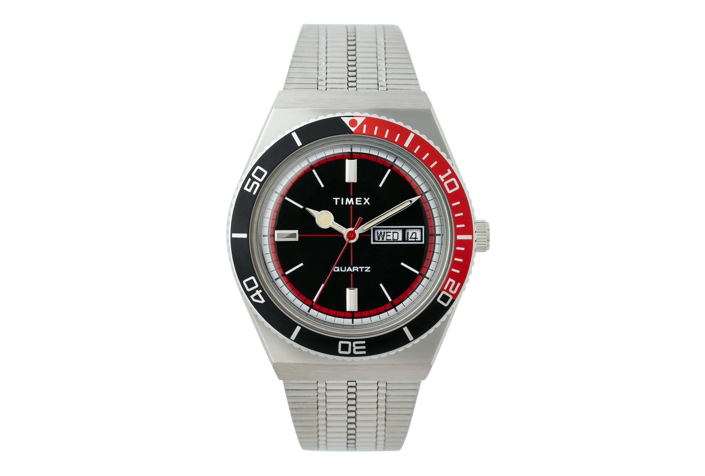 Huckberry Timex Cola Sport Watch