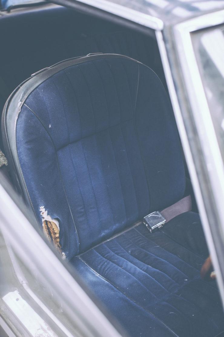 Jensen Interceptor Steering Seat