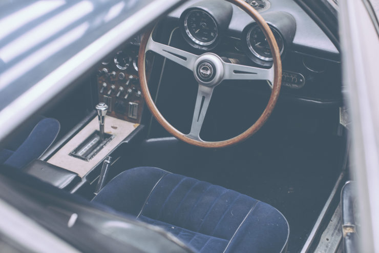Jensen Interceptor Steering Wheel