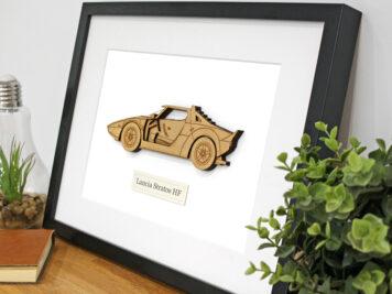 Lancia Stratos Art