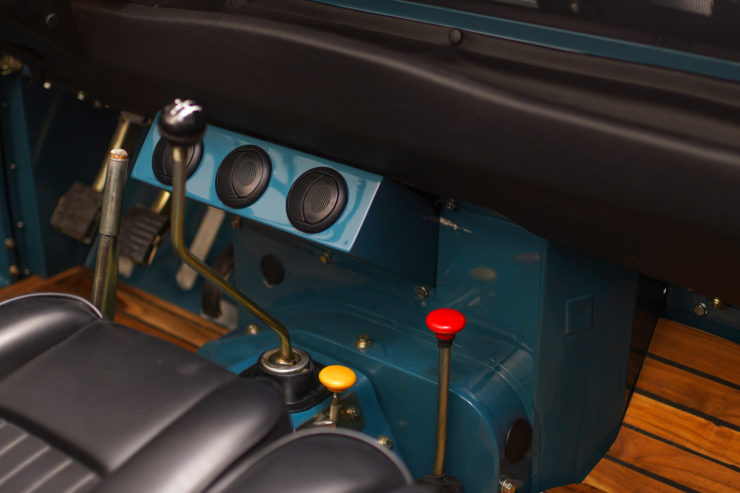 Land Rover Series Air Conditioning
