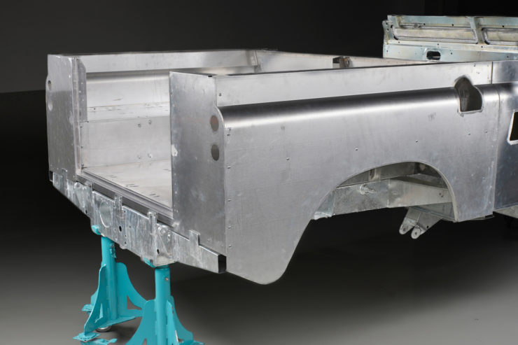 Land Rover Series Body Parts 1