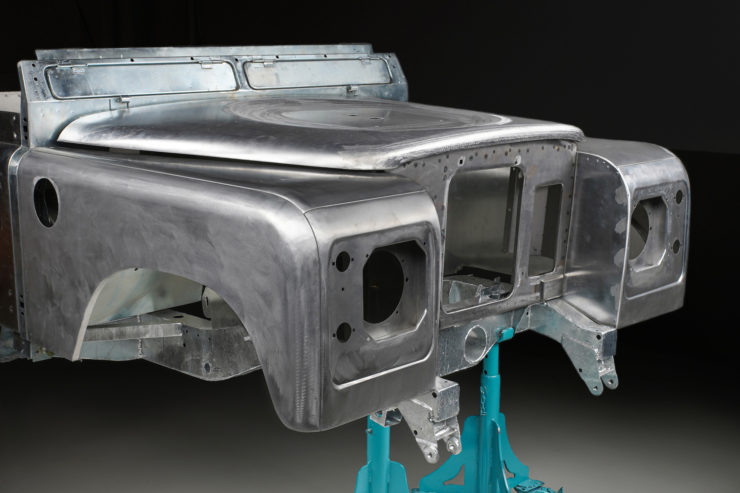 Land Rover Series Body Parts