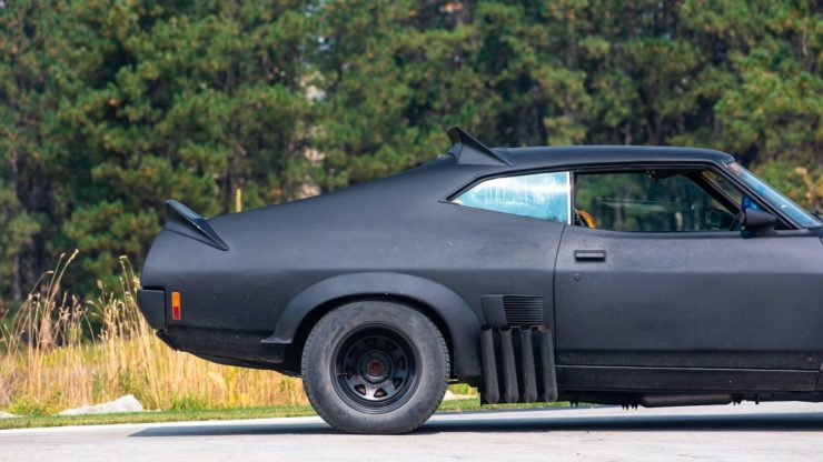 Mad Max Interceptor Exhaust
