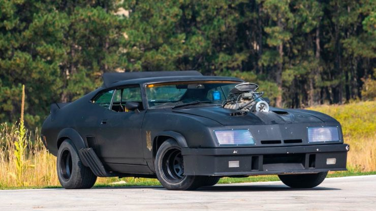 Mad Max Interceptor Pursuit Special