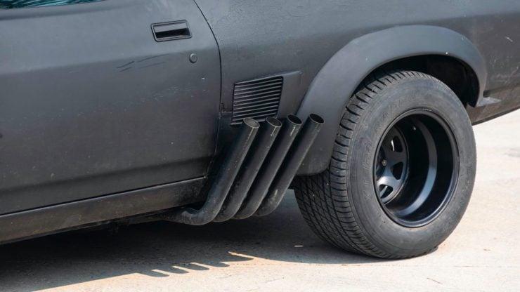 Mad Max Interceptor Wheels