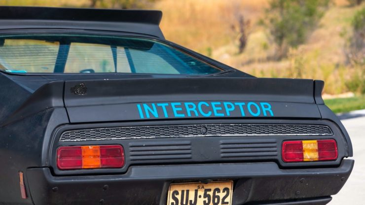 Mad Max Interceptor Wing