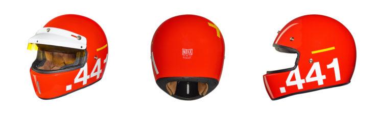 Nexx X.G100 Score Helmet Collage