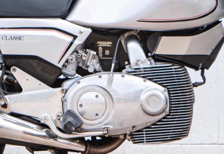 Norton Classic Rotary Engine