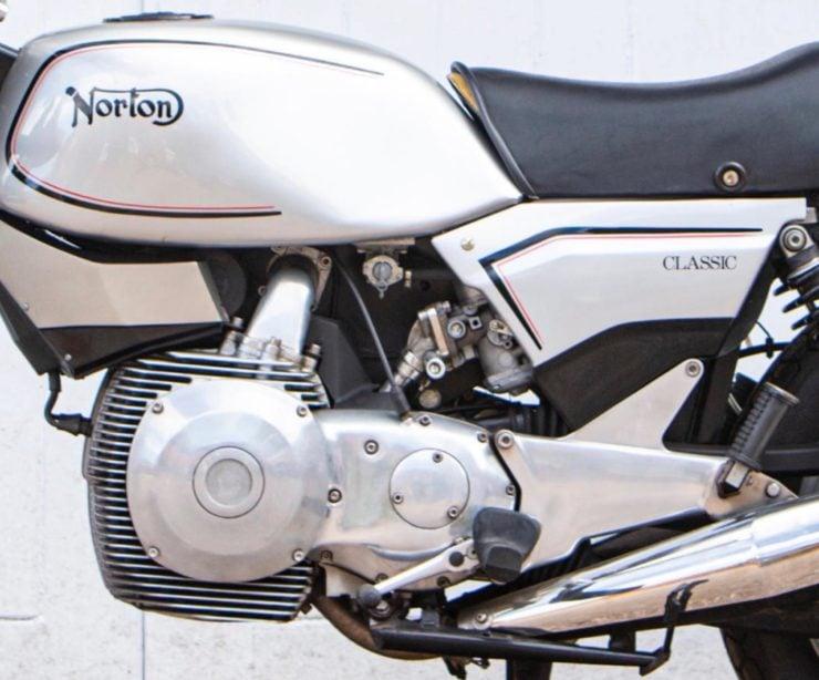Norton Classic Wankel Engine