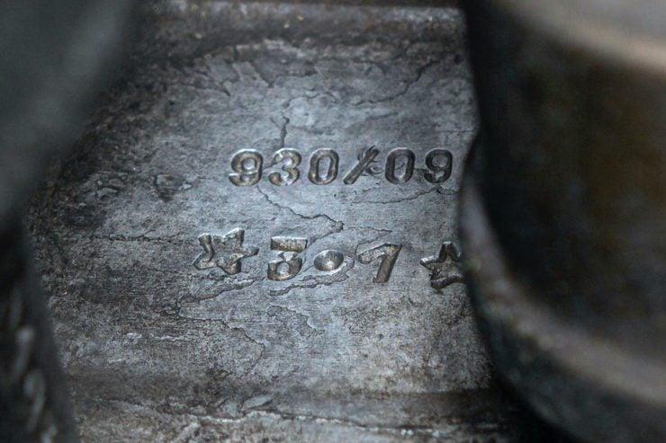 Porsche 911 SC 3.1 Engine