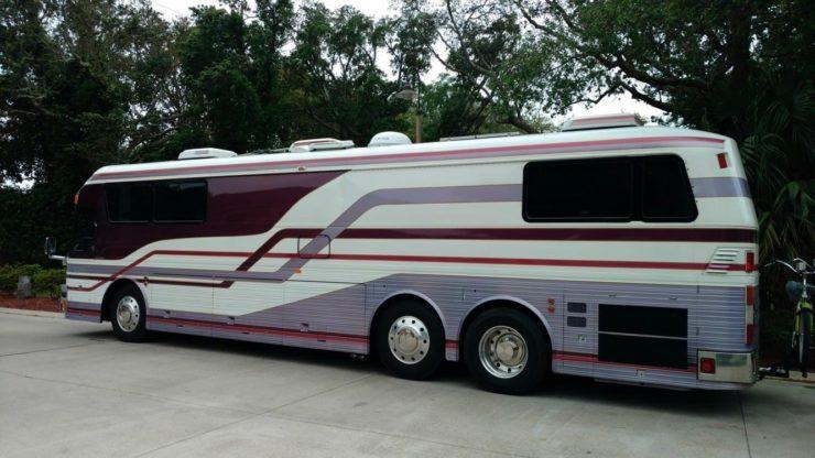 Prince Purple Rain Tour Bus 1