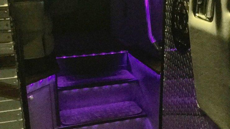 Prince Purple Rain Tour Bus 11