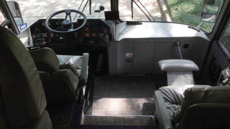 Prince Purple Rain Tour Bus 12