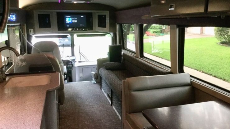 Prince Purple Rain Tour Bus 18