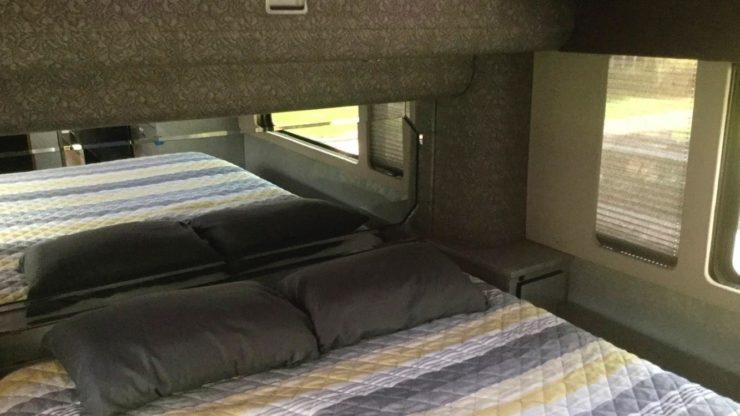 Prince Purple Rain Tour Bus 20