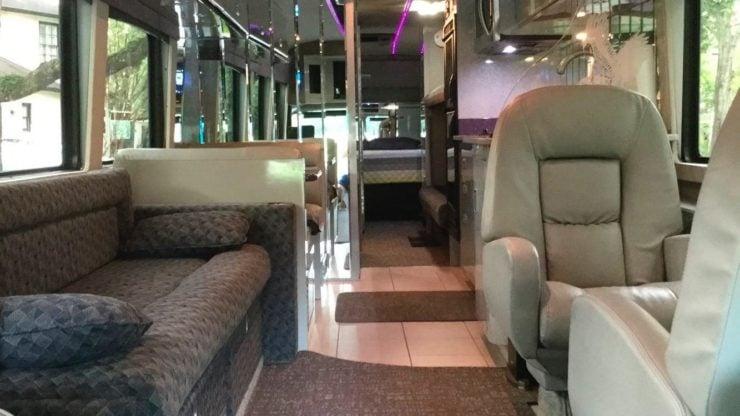 Prince Purple Rain Tour Bus 5