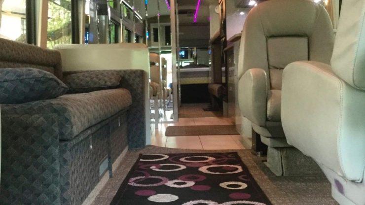 Prince Purple Rain Tour Bus 8