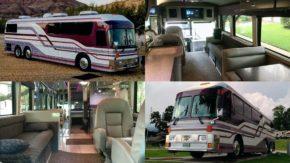 Prince Tour Bus