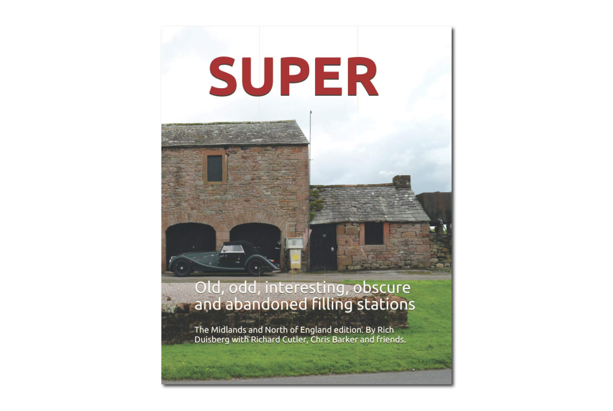 SUPER Old, Odd, Interesting, Obscure, and Abandoned Filling Stations