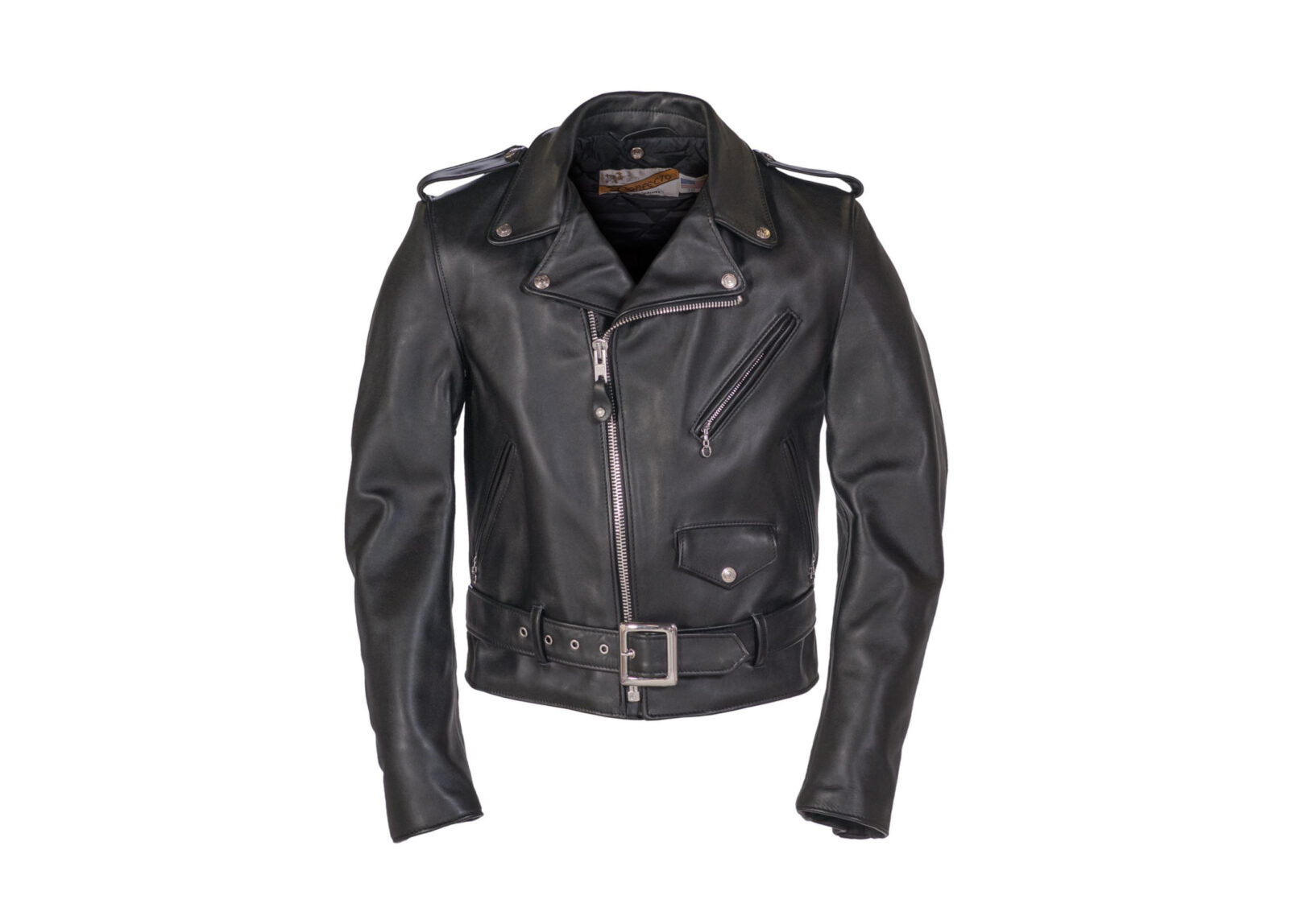 Schott Classic Perfecto Steerhide Leather Motorcycle Jacket