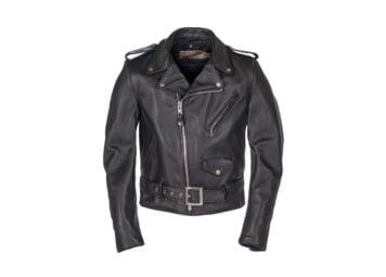 Schott Classic Perfecto Steerhide Leather Motorcycle Jacket