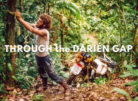 Through the Darién Gap with Helge Pedersen
