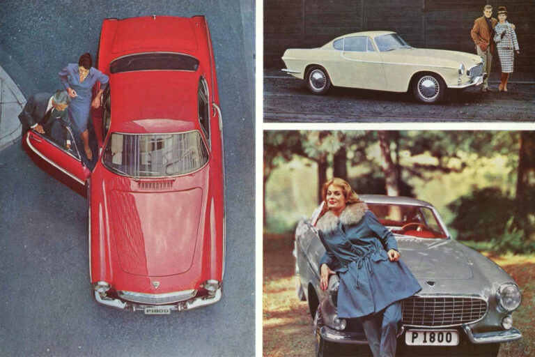 Volvo P1800 Buying Guide - Everything You Need To Know