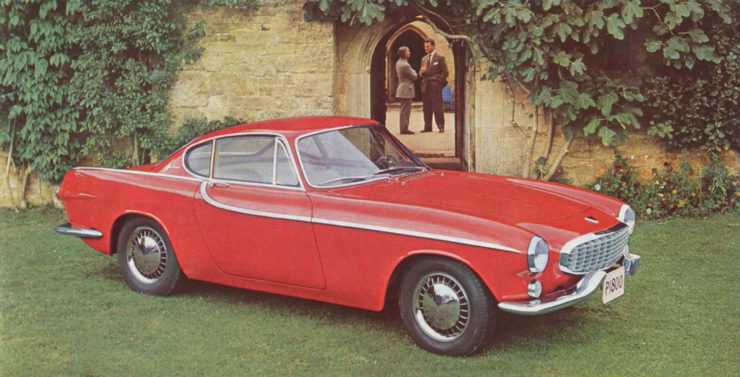 Volvo-P1800-Red