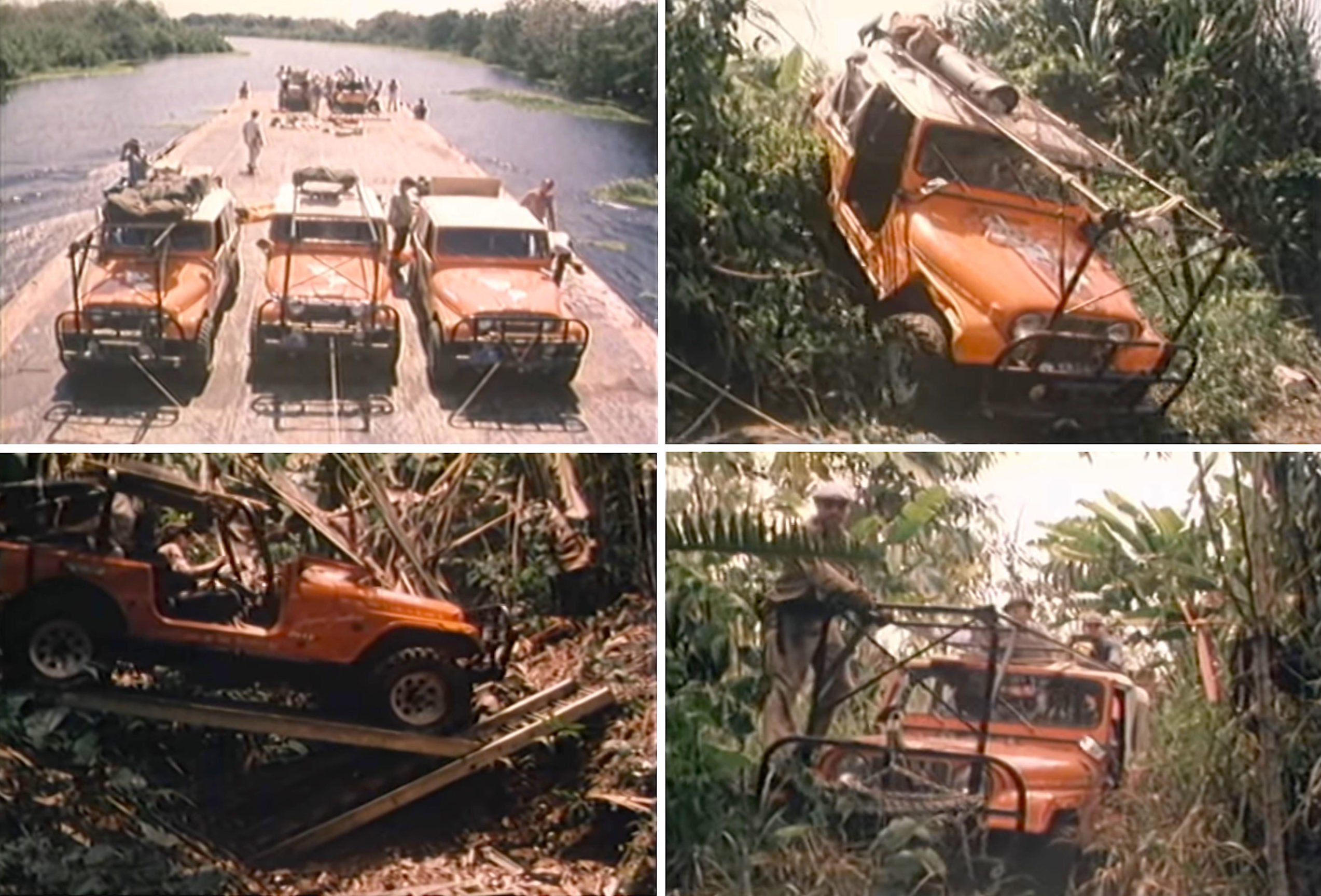 1978 Jeep Expedition of the Americas CM
