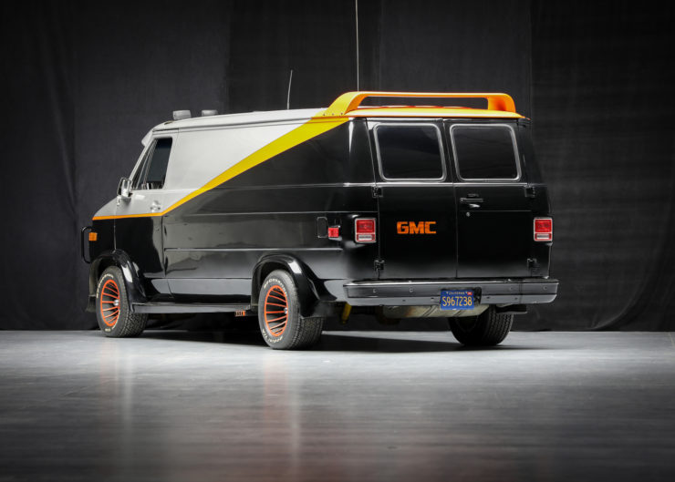 A-Team Van 4