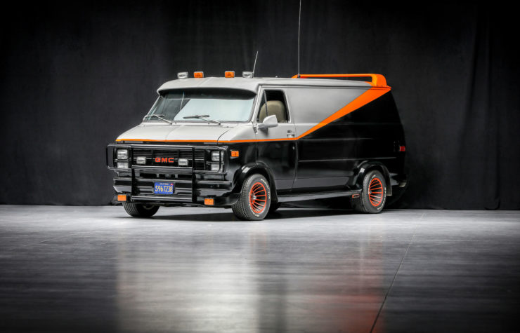A-Team Van 5