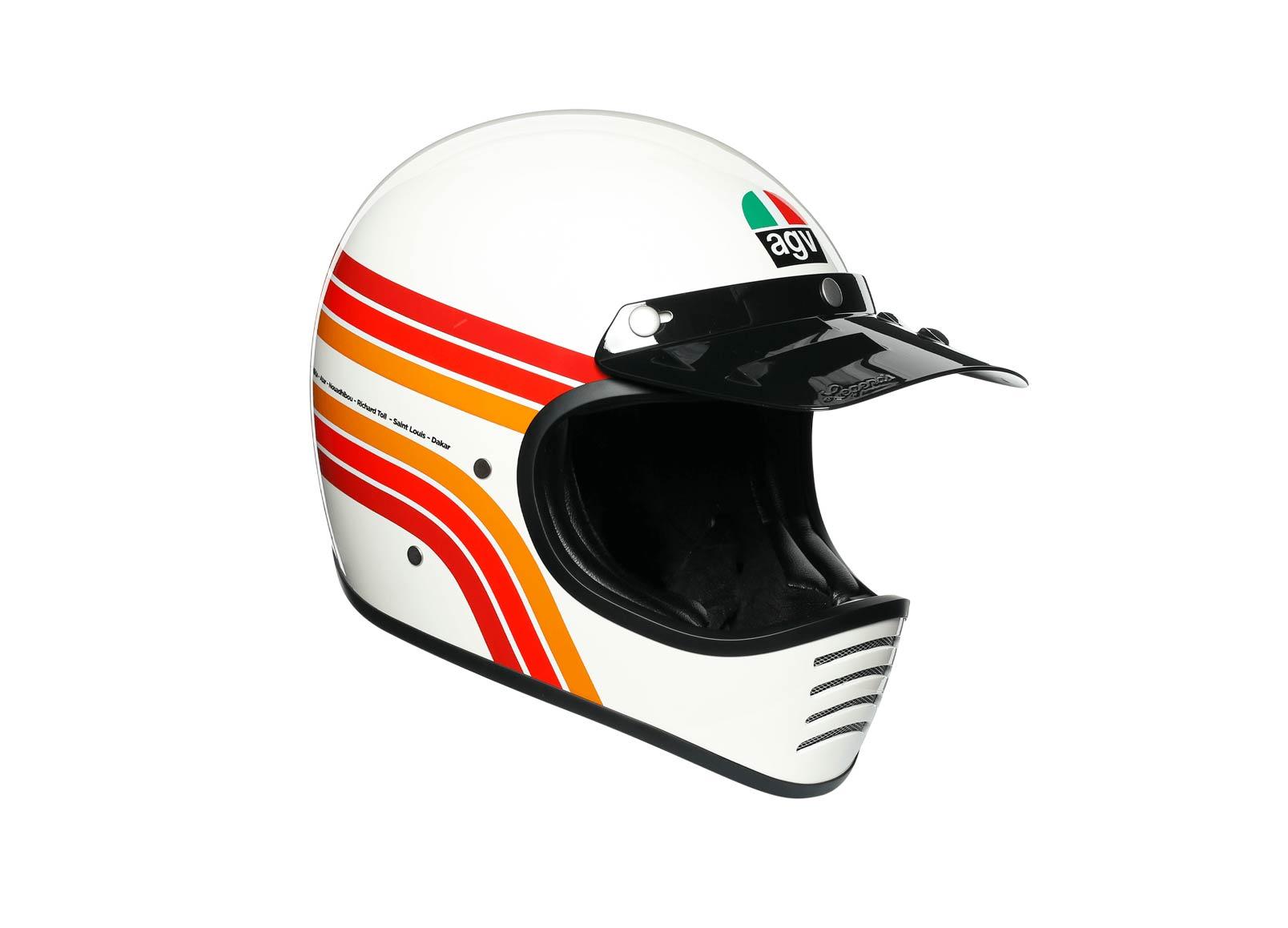 AGV X101 Dakar 87 Helmet