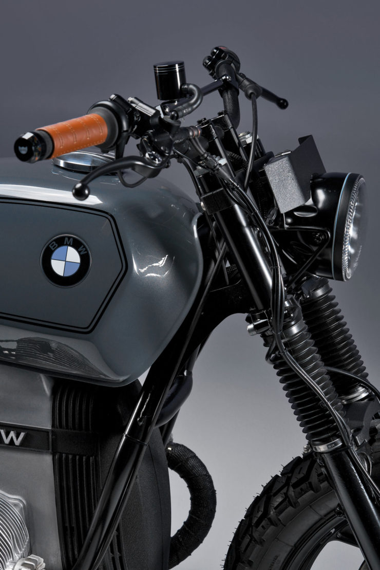 BMW R80 Custom Motorcycle 1