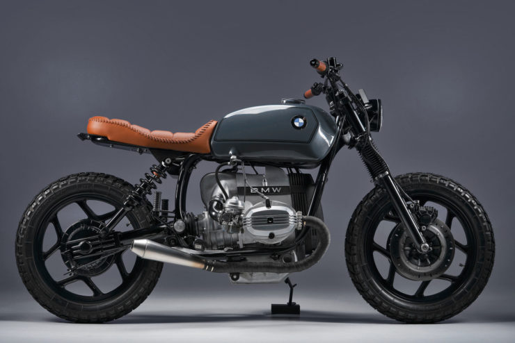 BMW R80 Custom Motorcycle