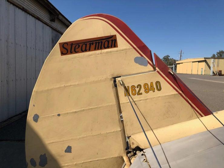 Boeing Stearman Model 75 7