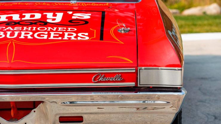 Chevrolet Chevelle Sportsman Racer 11