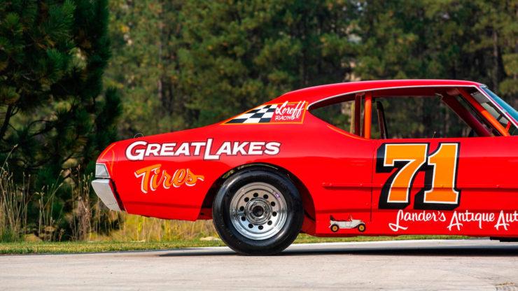 Chevrolet Chevelle Sportsman Racer 13