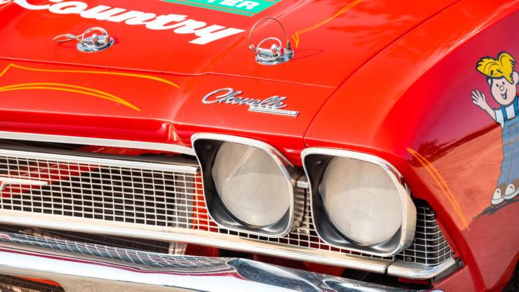 Chevrolet Chevelle Sportsman Racer 16