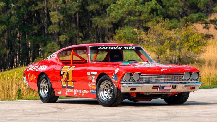 Chevrolet Chevelle Sportsman Racer 18