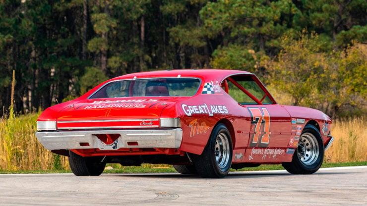 Chevrolet Chevelle Sportsman Racer 2