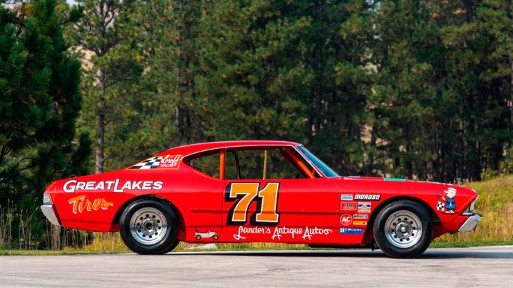 Chevrolet Chevelle Sportsman Racer 7